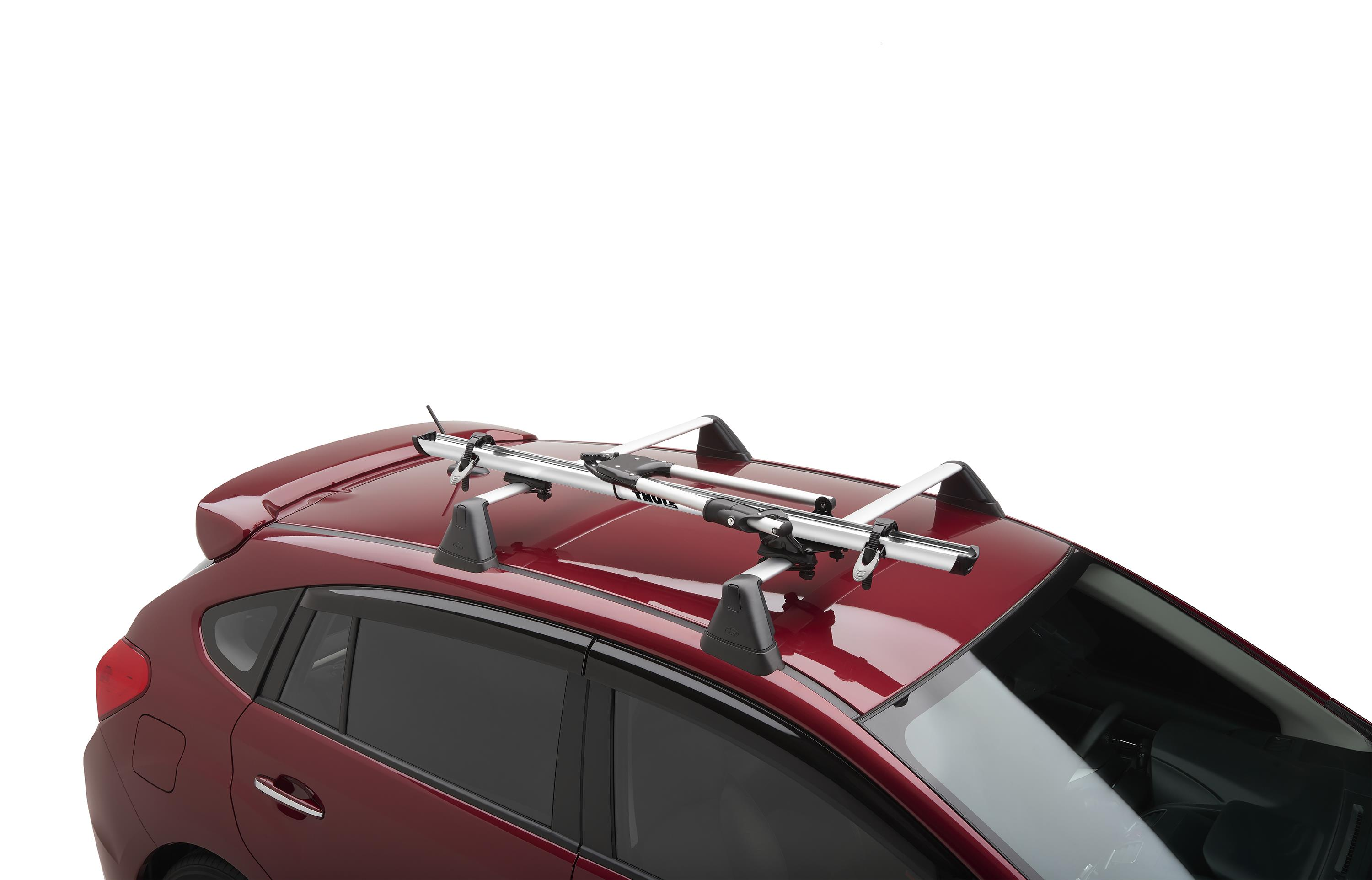 Bert Smith Subaru >> 2017 Subaru Outback Thule® Bike Carrier - Roof Mounted ...